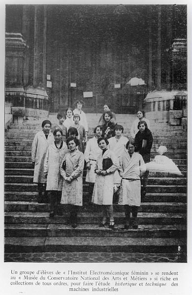 institut électromécanique féminin